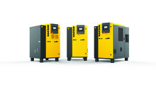 SM series compressors from Kaeser